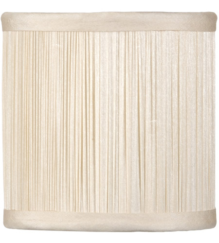 Wildwood Lamps Silk Chandelier Shade 24012 photo