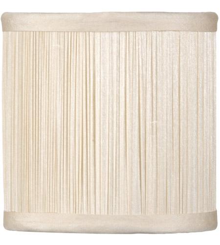 Wildwood Lamps Silk Chandelier Shade 24012 photo