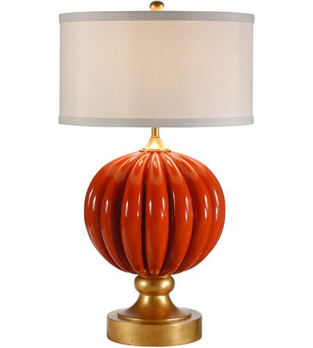 Wildwood Lamps Pia Table Lamp in Designer Color On Composite-Lava 26062 photo
