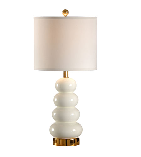 Wildwood Lamps Studio W  Zoe Lamp - Gardenia 26087 photo