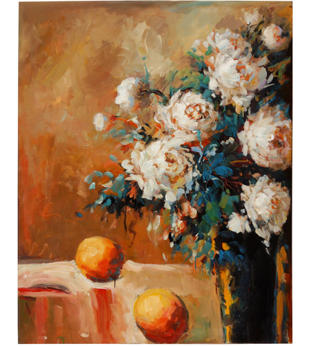 Wildwood Lamps Miscellaneous Hand Painted Oil Painting in Acrylic Oils 394968 photo