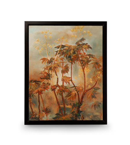 Wildwood Lamps Signature Oil Painting on Canvas with Frame 394993 photo