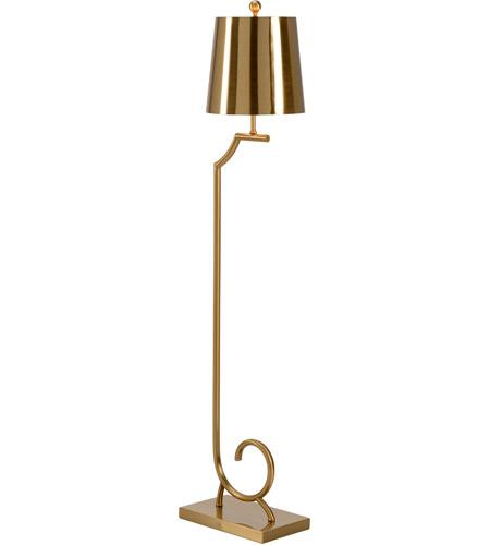 save off d5376 a4231 Wildwood 60526 Langston 54 inch 100 watt Wrought Iron Floor Lamp Portable  Light