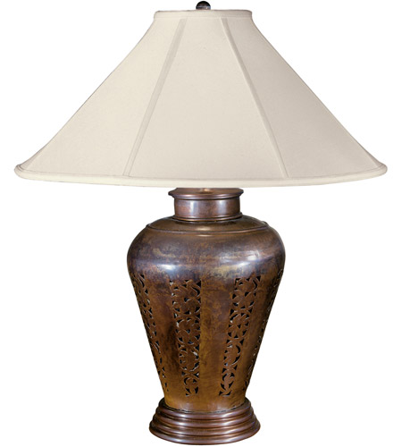 Wildwood Lamps Livingston Table Lamp in Bronzed Finish 65048 photo