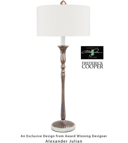 Wildwood Lamps Alaine II Table Lamp in Antique Copper 65068 photo