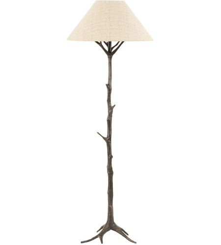 Wildwood 65090 Springs Promise 63 Inch 100 Watt Dark Bronze Floor Lamp Portable Light Photo
