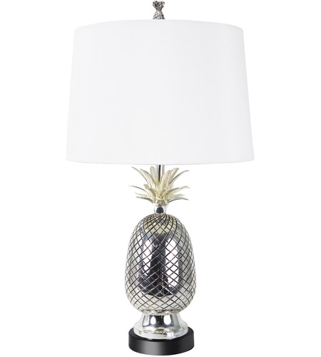 Frederick Cooper by Wildwood Lamps The Sterling Pina Table Lamp in Antiqued Silver 65108 photo