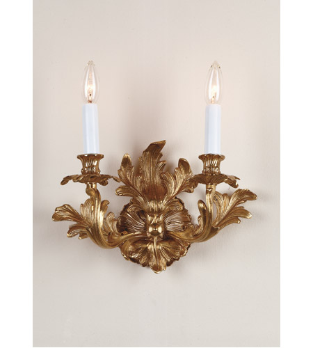Wildwood Lamps Signature Sconce in French Gold 7793 photo