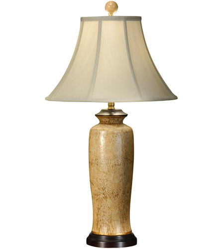 Wildwood Lamps 8910 Old Antique 29 inch 100 watt Hand Glazed And Painted Table Lamp Portable Light photo