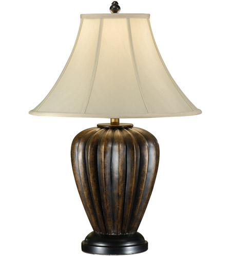 Brass Finish Table Lamps