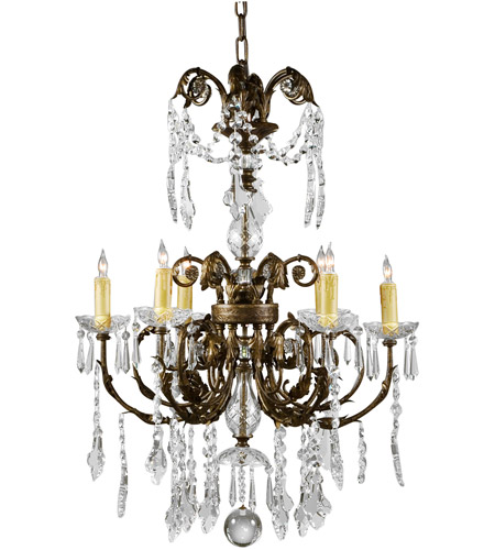 Iron Signature Chandeliers