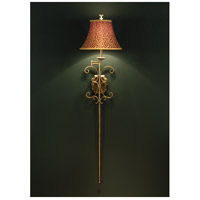 Wildwood Lamps Signature Sconce in Antique Patina 1144