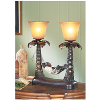 Wildwood Lamps Lazy Monkey Table Lamp in Handmade With Art Finish 11705 photo thumbnail