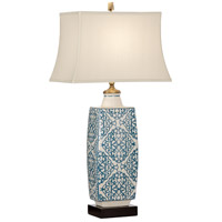 Wildwood Lamps Discovery 1 Light Table Lamp in Base 12572