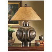 Wildwood Lamps Serengeti Table Lamp in Bronze Finish And Highlights 13027