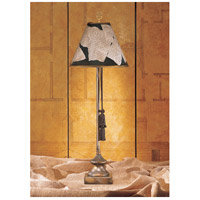 Wildwood Lamps Mount Vernon Neoclassic Table Lamp in Art Glaze Iron And Porcelain 14003