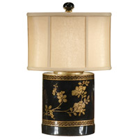 Wildwood Lamps Mt. Vernon Lacquer (Sm) Table Lamp in Hand Painted 14134