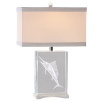 Wildwood Lamps Encased Sailfish Table Lamp 15609