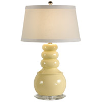 Wildwood Lamps Floats On Top Table Lamp in Artist Colored Composite Vase 15668 photo thumbnail