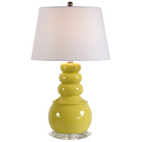 Wildwood Lamps Floats On Top Table Lamp in Artist Colored Composite Vase 15669