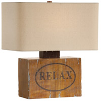 Wildwood Lamps Mood Table Lamp in Weathered Finish 15683