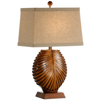 Wildwood Lamps Intricate Bamboo Splits Table Lamp in Hand Made With Natural Materials 15690