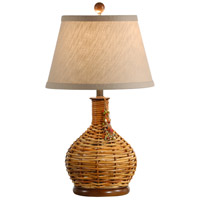 Wildwood Lamps Bottle Of Twigs Table Lamp in Carribean Natural With Black Base 15691 photo thumbnail