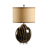 Wildwood Lamps Tommy Bahama 1 Light Bamboo Stripes Table Lamp 15738 photo thumbnail