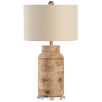 Wildwood Lamps Tommy Bahama 1 Light Wooden Cannister Lamp 15757