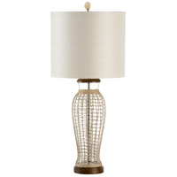 Wildwood Lamps Tommy Bahama 1 Light Tall Weave Lamp 15761