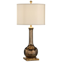 Wildwood Lamps Santa Clara Wedding Table Lamp in Metallic Copper Finish 16102