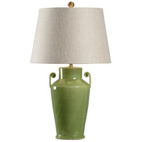 Lorenzo 31 inch 100 watt Basil Table Lamp Portable Light