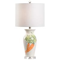 Wildwood 17220 Vietri 29 inch 100 watt Cream/Multi Glaze Table Lamp Portable Light