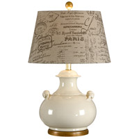 Wildwood Lamps Niccolo Table Lamp in Florentine Ceramic 17707-2
