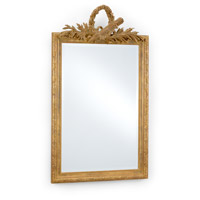 Wildwood Lamps Carved Frame Mirror 198023