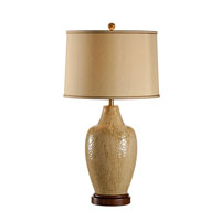 Wildwood Lamps High Country Hand Glazed Bumpy But Bright Lamp - Ceramic 21234