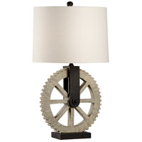 Bob Timberlake 30 inch 100 watt Black Table Lamp Portable Light