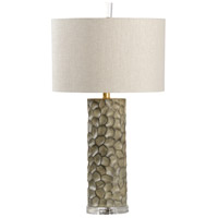 Wildwood Grey Glaze Table Lamps