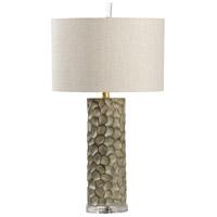 Wildwood 21757 Bob Timberlake 30 inch 100 watt Gray Glaze Table Lamp Portable Light