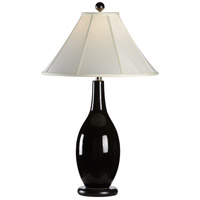 Wildwood Lamps Tall Pin Table Lamp in Hand Glazed Porcelain 22153