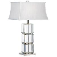 Wildwood 22415 Transitional 28 inch 100 watt Polished Nickel Mounting Table Lamp Portable Light