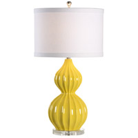 Wildwood Lamps Transitional 1 Light Lauren Lamp-Citrus 22426