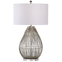 Wildwood Lamps Transitional 1 Light Charlottes Web Lamp 22432