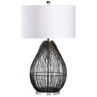 Wildwood Lamps Transitional 1 Light Charlottes Web Lamp 22433