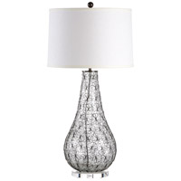 Wildwood Lamps Transitional 1 Light Daisy Lamp-Bronze 22437