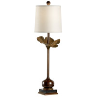 Wildwood Lamps Transitional 1 Light Zoey Lamp 22439