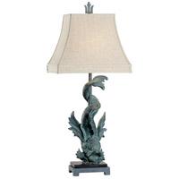 Wildwood 23306 Imperial 39 inch 100 watt Cast Composite Table Lamp Portable Light