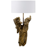 Olmstead 1 Light 14 inch Natural Wood Wall Sconce Wall Light