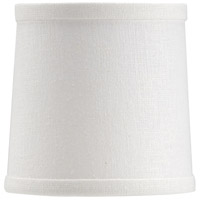 WM Hardback With Single Fold Self Trim Chandelier Shade