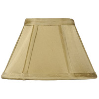 Wildwood Lamps Silk Chandelier Shade 24016